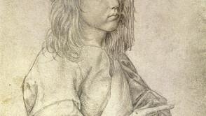 Albrecht Dürer - Self-portrait as 13-year-old