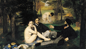 Édouard Manet - The Luncheon on the Grass