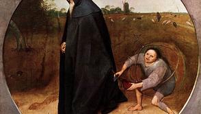 Pieter Bruegel the Elder - The Misanthrope
