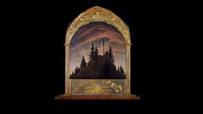 Caspar David Friedrich - Tetschen Altar