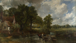 John Constable - The Hay Wain
