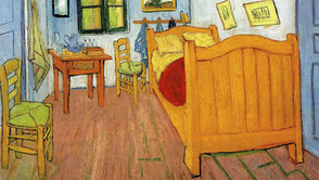 Vincent van Gogh - The bedroom