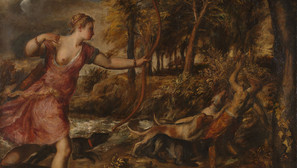 Titian - The Death of Actaion