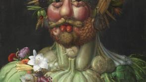 Giuseppe Arcimboldo - Rudolf II as Vertumnus