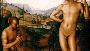 Pietro Perugino - Apollo and Marsyas