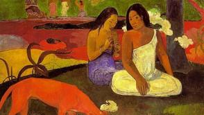 Paul Gauguin - Arearea
