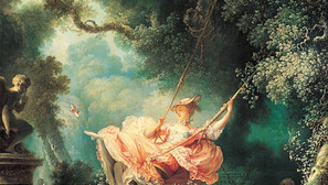 Jean Honoré Fragonard - The Swing