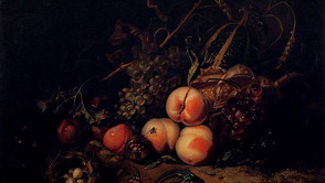 Rachel Ruysch - Fruits and insects