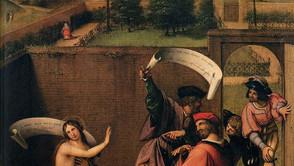 Lorenzo Lotto - Susanna in the Bath