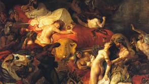Eugène Delacroix - The Death of Sardanapel