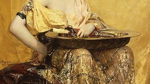 Henri Regnault - Salome