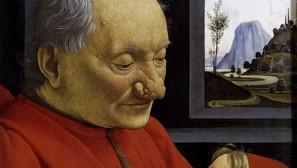 Domenico Ghirlandaio - Old Man and Boy