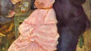 Pierre-Auguste Renoir - Dance in Bougival