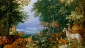 Roelant Savery - Orpheus among the Animals