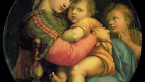 Raffael - Madonna della Seggiola