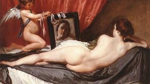 Diego Velázquez – Venus and Cupido