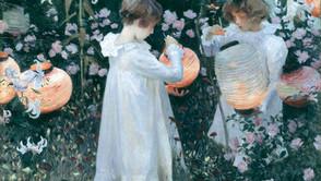 John Singer Sargent – Carnation, Lily, Lily, Rose