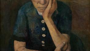 Paula Modersohn-Becker - The old peasant woman