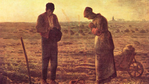 Jean Francois Millet - The Angelus Ringing