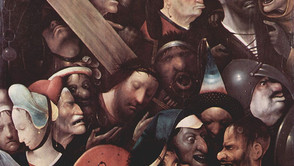 Successor Hieronymus Bosch - The Carrying of the Cross