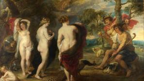 Peter Paul Rubens - The Judgment of Paris