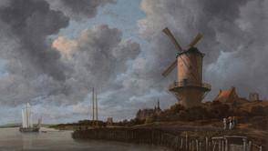 Jacob van Ruisdael - The mill of Wijk