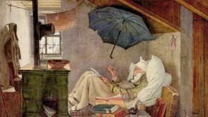 Carl Spitzweg - The Poor Poet