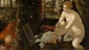 Jacopo Tintoretto - Susanna in the Bath