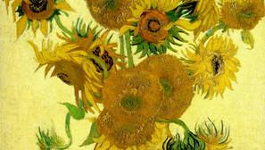 Vincent van Gogh - Vase mit 15 Sonnenblumen