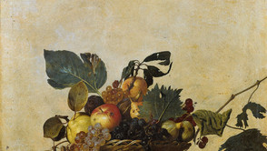 Caravaggio - Fruit Basket