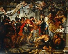 13 Abraham und Melchisedek
