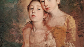 Thomas Gainsborough - The Painter's Daughters