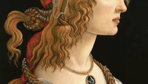 Sandro Botticelli - Female ideal portrait
