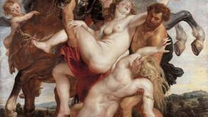 Peter Paul Rubens - Rape of the Daughters of Leucippus