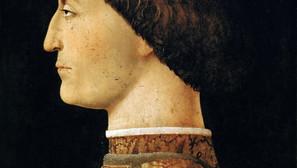 Piero della Francesca - Sigismondo Pandolfo Malatesta
