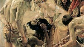 Lovis Corinth - Salome (II. version)