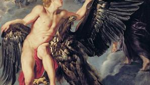Peter Paul Rubens - Ganymede and Hebe