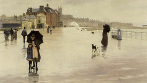 Norman Garstin - the rain it raineth every day