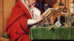 Jan van Eyck - St. Jerome in the housing