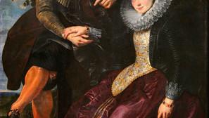Peter Paul Rubens - The Honeysuckle Bower