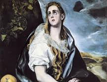 El Greco - The Penitent Mary Magdalene