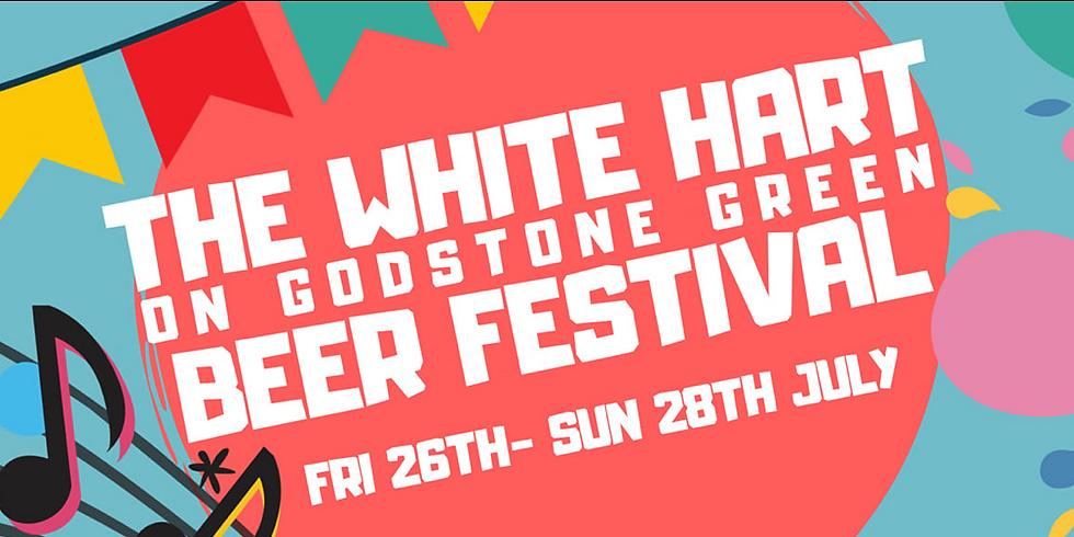 The White Hart Beer Festival