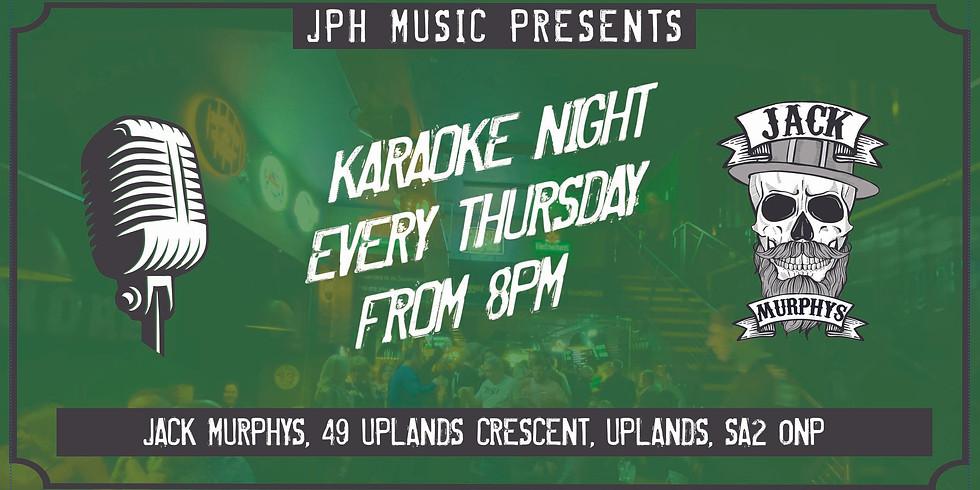 Uplands - Karaoke