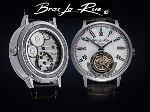 Time is ricking on a brand new British time piece