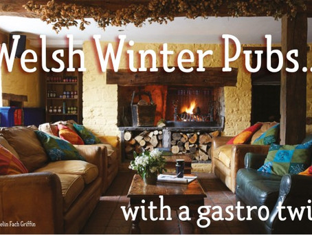 Welsh Winter Pubs