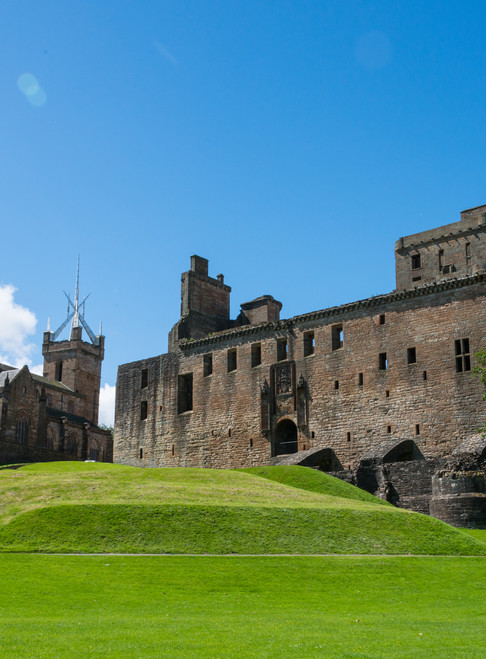 Historic reopening as Linlithgow Palace and Blackness Castle once again welcome visitors