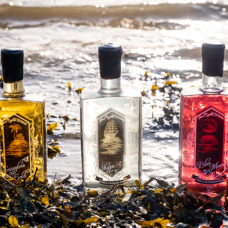 Winter Warmers, A Welsh Liqueurs Round-up