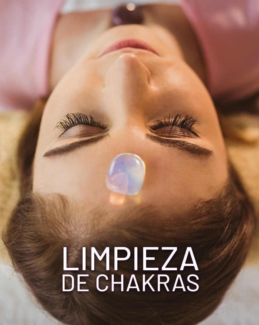 Limipeza de Chakras