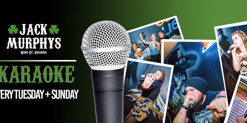 Karaoke Tuesdays - Wind Street