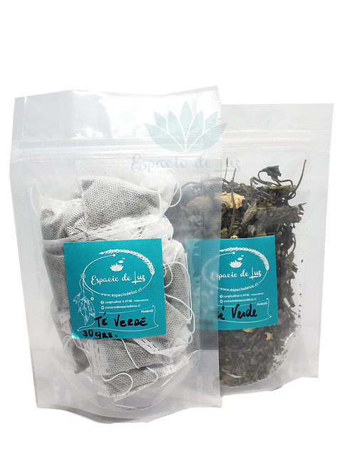 Té Verde (Bolsas y hojas)